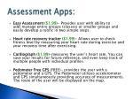 assessment apps1