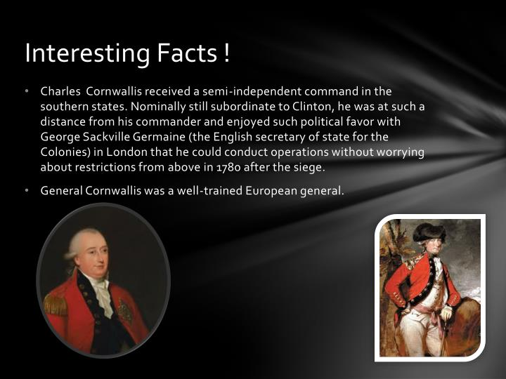 Interesting Facts !