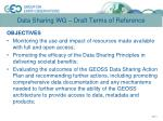data sharing wg draft terms of reference2