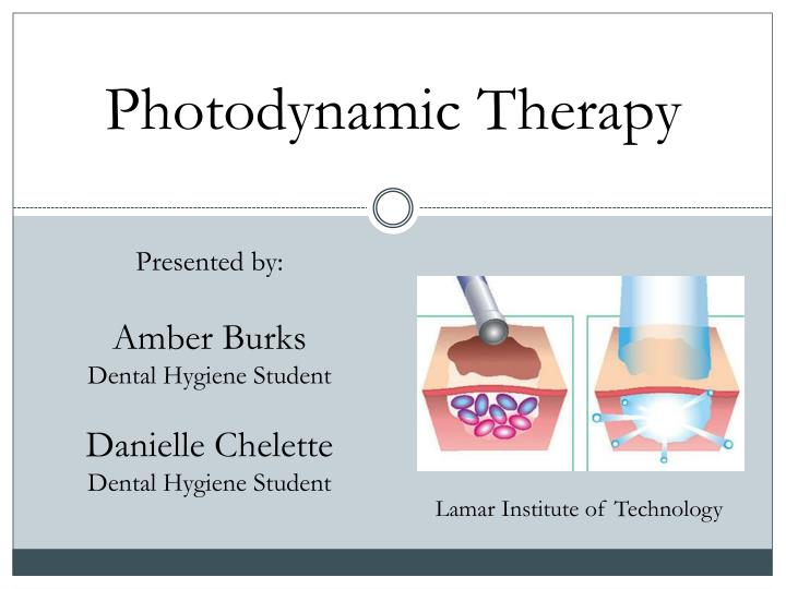 phd photodynamic therapy thesis Photodynamic therapy (pdt), sometimes called photochemotherapy, is a form of phototherapy involving light and a photosensitizing chemical substance, used in conjunction with molecular oxygen to elicit cell death (phototoxicity.