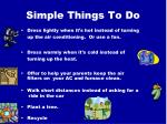 simple things to do1
