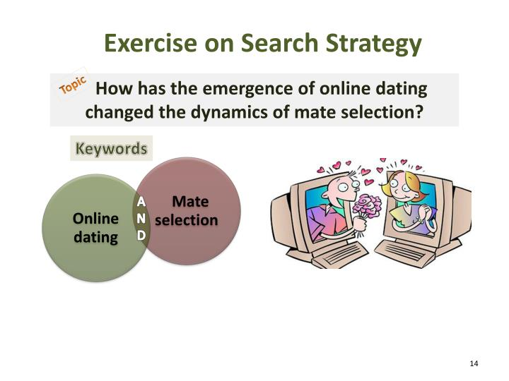 Exercise on Search Strategy