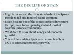 the decline of spain3