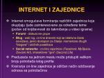 internet i zajednice