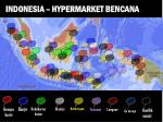 indonesia hypermarket bencana