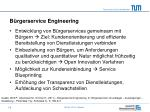 b rgerservice engineering