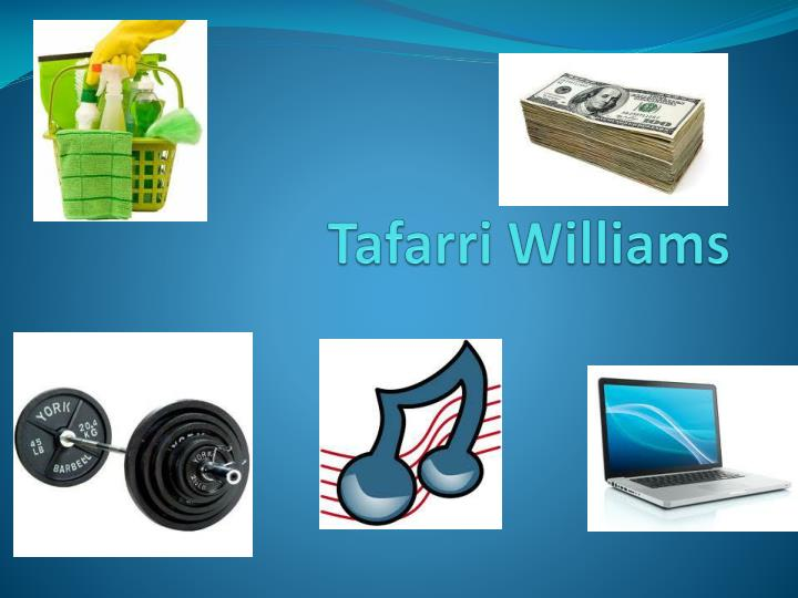 tafarri williams n.