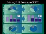 primary us sources of co2