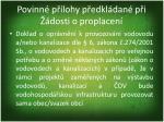 povinn p lohy p edkl dan p i dosti o proplacen3