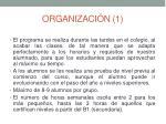 organizaci n 1