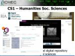 cs1 humanities soc sciences