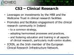 cs3 clinical research1