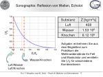 sonographie reflexion von wellen echolot2