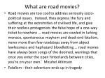 what are road movies1