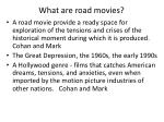 what are road movies2