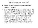 what are road movies3