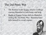 the 2nd punic war1