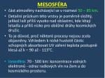 mesosf ra1