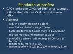 standardn atmosf ra1
