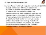 3d using assessment in instruction