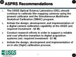 asprs recommendations