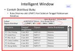 intelligent window