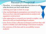 research proposal1