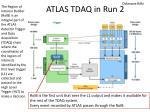 atlas tdaq in run 2