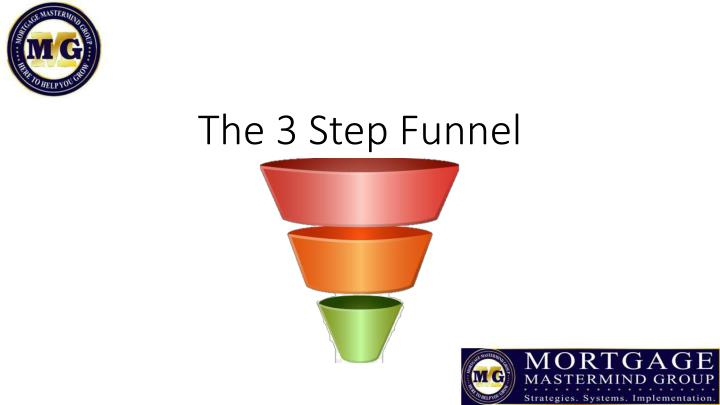 the 3 step funnel n.