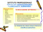 istituto professionale servizi per l enogastronomia e l ospitalita alberghiera