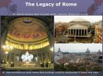 the legacy of rome5