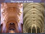 the legacy of rome6