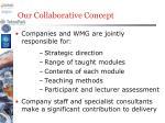 our collaborative concept