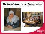 photos of association daisy ladies1