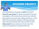 awesome project
