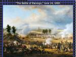 the battle of marengo june 14 1800