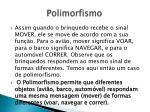 polimorfismo8