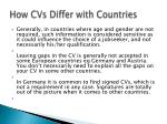 how cvs differ with countries2