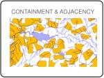 containment adjacency