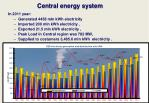 central energy system