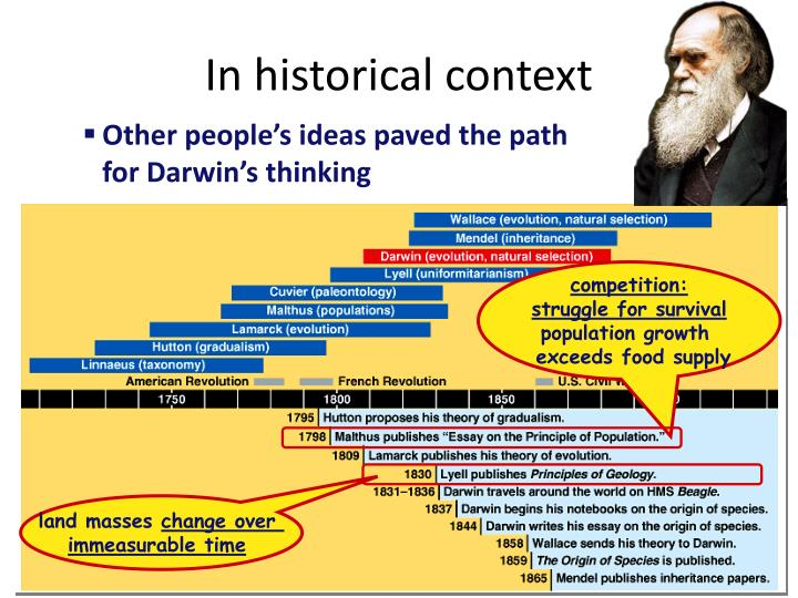 in historical context n.
