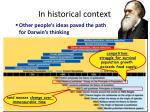 in historical context
