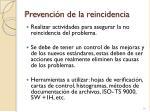 prevenci n de la reincidencia
