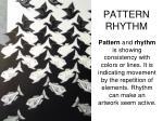 patternrhythm