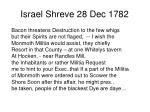 israel shreve 28 dec 17822