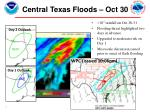 central texas floods oct 30
