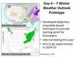 day 4 7 winter weather outlook prototype