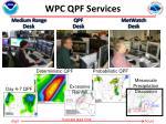 w pc qpf services