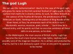 the god lugh