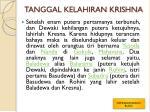tanggal kelahiran krishna2